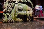 Medusa Head, Basilica Cistern, Istanbul, Turkey Stock Photo - Premium Rights-Managed, Artist: R. Ian Lloyd, Code: 700-05609502