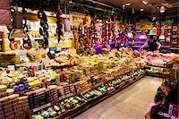 Delicatessan Store, Eminonu District, Istanbul, Turkey Stock Photo - Premium Rights-Managednull, Code: 700-05609518
