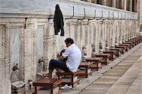Foot Washing Stations, Suleymaniye Mosque, Istanbul, Turkey Stock Photo - Premium Rights-Managednull, Code: 700-05609524