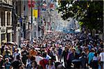 Crowded Street Scene, Istiklal Caddesi, Beyoglu District, Istanbul, Turkey Stock Photo - Premium Rights-Managed, Artist: R. Ian Lloyd, Code: 700-05609546