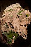 Cave Dwellings, Zelve Archaeological Site, Cappadocia, Nevsehir Province, Turkey Stock Photo - Premium Rights-Managed, Artist: R. Ian Lloyd, Code: 700-05609568