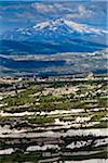 View from Uchisar Castle, Uchisar, Cappadocia, Turkey Stock Photo - Premium Rights-Managed, Artist: R. Ian Lloyd, Code: 700-05609587
