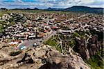 View from Uchisar Castle, Uchisar, Cappadocia, Turkey Stock Photo - Premium Rights-Managed, Artist: R. Ian Lloyd, Code: 700-05609590