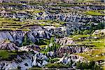 Rock Formations, as seen from Uchiasar Castle, Uchisar, Cappadocia, Turkey Stock Photo - Premium Rights-Managed, Artist: R. Ian Lloyd, Code: 700-05609591