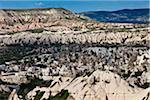 Overview of Goreme Valley, Cappadocia, Turkey Stock Photo - Premium Rights-Managed, Artist: R. Ian Lloyd, Code: 700-05609595