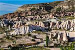 Goreme Valley, Cappadocia, Turkey Stock Photo - Premium Rights-Managed, Artist: R. Ian Lloyd, Code: 700-05609596