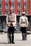 Presidential Palace Guards, Sofia, Bulgaria Stock Photo - Premium Rights-Managed, Artist: R. Ian Lloyd, Code: 700-05609789