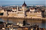 Hungarian Parliament Building, Budapest, Hungary Stock Photo - Premium Rights-Managed, Artist: R. Ian Lloyd, Code: 700-05609804