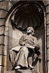 Statue of Franz Liszt, Hungarian State Opera House, Budapest, Hungary