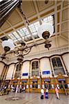 Budapest Nyugati Palyaudvar Train Station, Budapest, Hungary Stock Photo - Premium Rights-Managed, Artist: R. Ian Lloyd, Code: 700-05609832
