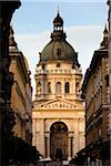 St. Stephen's Basilica, Budapest, Hungary Stock Photo - Premium Rights-Managed, Artist: R. Ian Lloyd, Code: 700-05609834