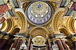 Interior of St. Stephen's Basilica, Budapest, Hungary Stock Photo - Premium Rights-Managed, Artist: R. Ian Lloyd, Code: 700-05609839