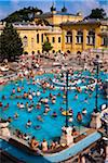 Szechenyi Thermal Baths Complex, Budapest, Hungary Stock Photo - Premium Rights-Managed, Artist: R. Ian Lloyd, Code: 700-05609863