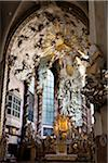 Interior of St. Michael's Church, Vienna, Austria Stock Photo - Premium Rights-Managed, Artist: R. Ian Lloyd, Code: 700-05609876