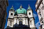 St. Peter's Church, Vienna, Austria Stock Photo - Premium Rights-Managed, Artist: R. Ian Lloyd, Code: 700-05609877