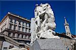 Sculpture, Vienna, Austria Stock Photo - Premium Rights-Managed, Artist: R. Ian Lloyd, Code: 700-05609892