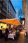 Alfresco Dining, Vienna, Austria Stock Photo - Premium Rights-Managed, Artist: R. Ian Lloyd, Code: 700-05609925