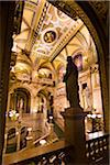 Interior of Vienna State Opera House, Vienna, Austria Stock Photo - Premium Rights-Managed, Artist: R. Ian Lloyd, Code: 700-05609929