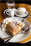 Apple Strudel, Cafe Schwarzenberg, Vienna, Austria Stock Photo - Premium Rights-Managed, Artist: R. Ian Lloyd, Code: 700-05609937