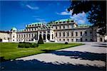 Belvedere Palace, Vienna, Austria Stock Photo - Premium Rights-Managed, Artist: R. Ian Lloyd, Code: 700-05609941