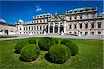 Belvedere Palace, Vienna, Austria Stock Photo - Premium Rights-Managed, Artist: R. Ian Lloyd, Code: 700-05609942