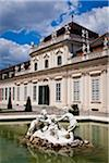 Belvedere Palace, Vienna, Austria Stock Photo - Premium Rights-Managed, Artist: R. Ian Lloyd, Code: 700-05609946