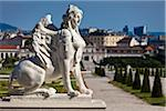 Sphinx at Belvedere Palace, Vienna, Austria Stock Photo - Premium Rights-Managed, Artist: R. Ian Lloyd, Code: 700-05609947