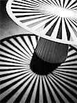 Round pattern with light and shadow Stock Photo - Premium Royalty-Free, Artist: Arcaid, Code: 689-05612182