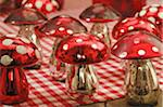 Decorative fly agarics Stock Photo - Premium Royalty-Free, Artist: Cusp and Flirt, Code: 689-05612266