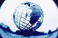 Unisphere Stock Photo - Premium Royalty-Freenull, Code: 6106-05617650