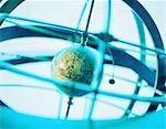 Antique Armillary Sphere Stock Photo - Premium Royalty-Free, Artist: Paul Eekhoff             , Code: 6106-05623744