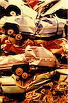 Pile of Demolished Automobiles Stock Photo - Premium Royalty-Free, Artist: Andrew Kolb, Code: 6106-05623837