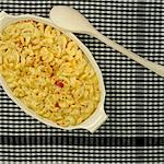 Macaroni And Cheese Stock Photo - Premium Royalty-Free, Artist: Aurora Photos, Code: 6106-05625543