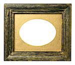 Black and Gold Picture Frame Stock Photo - Premium Royalty-Free, Artist: Aflo Relax, Code: 6106-05626343