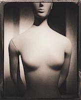 Female mannequin mid section (toned B&W) Stock Photo - Premium Royalty-Freenull, Code: 6106-05633340