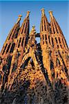 Sagrada Familia, Barcelona Stock Photo - Premium Royalty-Free, Artist: Arian Camilleri          , Code: 6106-05639641