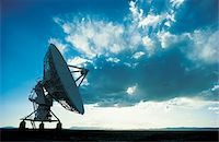 radio telescope - Radio Telescope Stock Photo - Premium Royalty-Freenull, Code: 6106-05640077