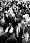 Commuters Stock Photo - Premium Royalty-Freenull, Code: 6106-05640145