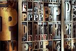 Upper and Lower Case Letterpresses Stock Photo - Premium Rights-Managed, Artist: Daryl Benson, Code: 700-05641680