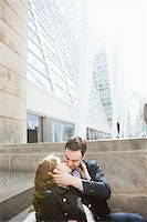 Couple Kissing Stock Photo - Premium Rights-Managednull, Code: 700-05641796