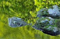streams scenic nobody - Stream, Harz National Park, Okertal, Oker, Lower Saxony, Germany Stock Photo - Premium Royalty-Freenull, Code: 600-05642054