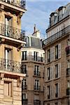 Close-Up of Buildings, Paris, France Stock Photo - Premium Rights-Managed, Artist: Damir Frkovic, Code: 700-05642095