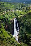 Devon Falls, Nuwara Eliya District, Central Province, Sri Lanka