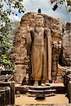 Avukana Buddha Statue, near Kekirawa, Sri Lanka Stock Photo - Premium Rights-Managed, Artist: R. Ian Lloyd, Code: 700-05642248