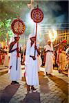 Young Flag Bearers, Esala Perahera Festival, Kandy, Sri Lanka Stock Photo - Premium Rights-Managed, Artist: R. Ian Lloyd, Code: 700-05642307