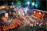 Procession of Dancers, Esala Perahera Festival, Kandy, Sri Lanka Stock Photo - Premium Rights-Managed, Artist: R. Ian Lloyd, Code: 700-05642321