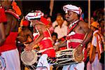 Drummers, Esala Perehera Festival, Kandy, Sri Lanka Stock Photo - Premium Rights-Managed, Artist: R. Ian Lloyd, Code: 700-05642325