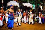 Official Temple Custodian, Esala Kandy Perehera Festival, Kandy, Sri Lanka