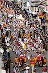 Day Procession, Esala Perahera Festival, Kandy, Sri Lanka Stock Photo - Premium Rights-Managed, Artist: R. Ian Lloyd, Code: 700-05642348