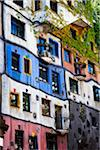 Hundertwasserhaus, Vienna, Austria Stock Photo - Premium Rights-Managed, Artist: R. Ian Lloyd, Code: 700-05642351
